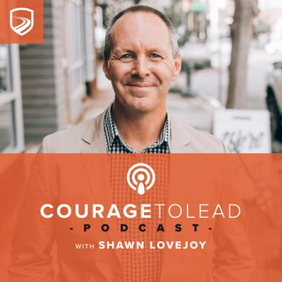 The CourageToLead Podcast with Shawn Lovejoy offers practical coaching lessons and personal stories from other leaders that help coach you through what's keeping you up at night. In each episode Shawn Lovejoy brings you easy-to-implement takeaways to facilitate your Leadership Growth and Organizational Health!