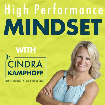 Do you want to develop the mindset of the World's Best? Are you ready to unlock your true potential?   Join Dr. Cindra Kamphoff each week, a national leader in the field of Sports and Performance Psychology, as she interviews thought leaders, executives, professional athletes, and entrepreneurs to help you get out of your comfort zone and after your goals.  With nearly one million downloads and counting, Dr. Kamphoff provides insights into her personal work with the Minnesota Vikings, Fortune 100 companies, and other top executives and athletes to help you accomplish all your goals and dreams.  Ready to launch your true potential? Buckle up and let's go. Subscribe now and hit the play button.