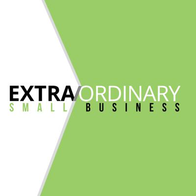 Are you a small business owner?  This podcast is for you.  Welcome to the Extra/Ordinary Podcast, where together we'll discover extraordinary small businesses and the stories behind them.  Pop culture has become obsessed with the entrepreneurship stories of Silicon Valley, glorifying enormous investment rounds and worshipping venture capitalists.  But the backbone of our economy is made up of small businesses. Their stories might not include an IPO or exit strategy.  They may never become a billion-dollar business.  But each and every day, millions of small business owners wake up in the morning to deliver a quality product or service, support the local economy, employ their neighbors and follow their passion. We think their stories are worth telling.    Join host Angela Giovine as she connects with local business owners who excel at what they do so that you can hear their Extra/Ordinary story.  Are you connected with Extra/Ordinary Small Business?   Instagram: @extraordinarysmallbusiness Facebook: @extraordinarysmallbusiness Online: extraordinarysmallbusiness.com <-- Sign up for our email!   Want to be featured on Extra/Ordinary Small Business?  Head to extraordinarysmallbusiness.com to apply.