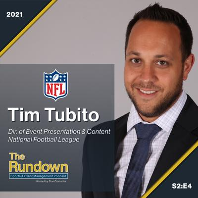 Cover art for Tim Tubito, National Football League