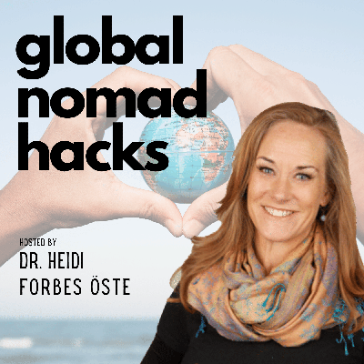 Global Nomad Hacks share stories and tips on life as a global nomad, digital nomad, expat, remote worker and supporting third culture families and global mobility. We highlight great finds of products and services that support this growing demographic as the world moves to remote work.