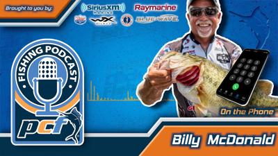 Cover art for Professional Bass Angler Billy McDonald – Lucas Oil Marine Facts – Myths