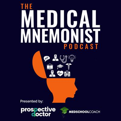Cover art for 50 Why You Should Use Visual Mnemonics for Medicine NOW! Recap Part 4