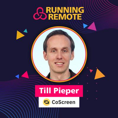 Cover art for Till Pieper, Co-founder and CEO, CoScreen