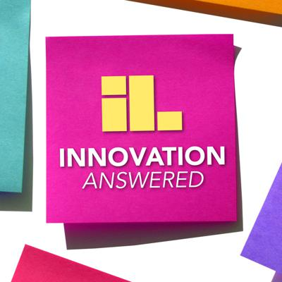 Innovation at large, established companies is hard. So we made a podcast to help you overcome obstacles and create change at your organization. Welcome to Innovation Answered, the podcast for corporate innovators.  Join your host, Kaitlin Milliken from Innovation Leader, for a new episode every Tuesday at 6 a.m. ET.  For more information visit innovationleader.com/podcast/.