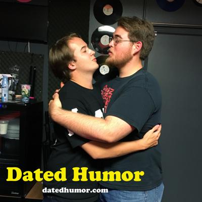 Cover art for Dated Humor EP 19: Shmational Shmampoon