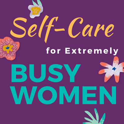 Learn healthy routines, anxiety self-care, letting go of guilt, and more … especially if you have no time for self-care. Helping you get back to YOU when you're busy.  A soothing, inspiring half hour of self-care insights, expert interviews and Q&A for women who are just too busy to focus on self-care with author Suzanne Falter.  Discover how to create a new, different, better life that truly honors the person you were meant to be.