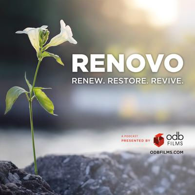 In Latin Renovo means to renew, restore or revive…this is the show where we explore the miraculous nature of the mundane as we look at one part of the Catholic tradition to help you engage more fully in the practice of faith.