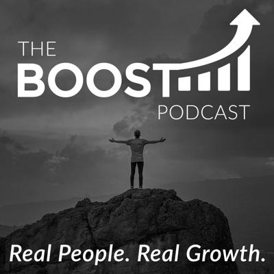 The BOOST Podcast: Inspiring Stories of Professional and Personal Growth from Entrepreneurs, Athletes and Healthcare Pros