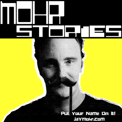 Cover art for Mohr Stories 488:  Life Coach - Negative Self Talk