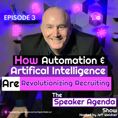 Cover art for How automation and AI are currently revolutionizing recruiting.