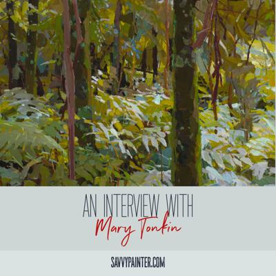 Cover art for Exploring the Bush: An Interview with Figurative Landscape Artist Mary Tonkin