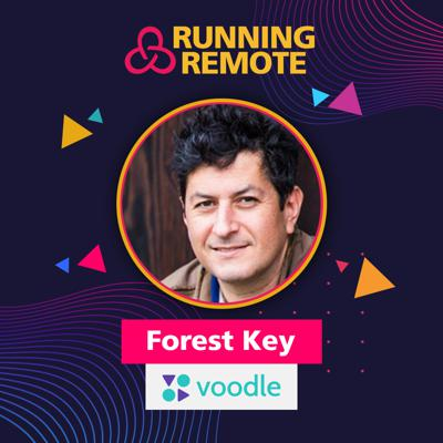 Cover art for Forest Key, CEO of Voodle