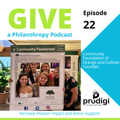 Give - A Philanthropy Podcast
