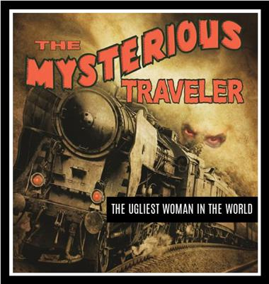 Cover art for KCAL Presents The Mysterious Traveler
