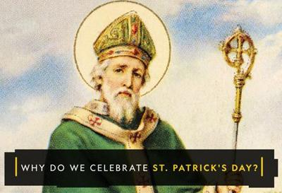 Cover art for St. Patrick - Rated G