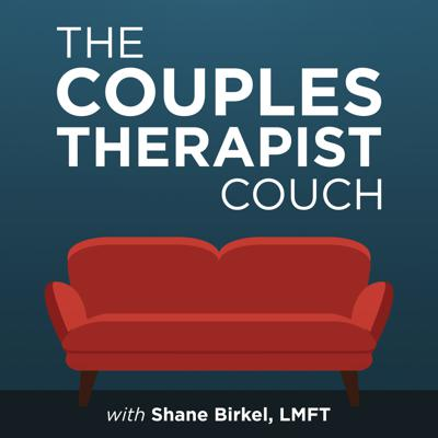 The Couples Therapist Couch is a podcast by licensed marriage and family therapist, Shane Birkel. The show provides education, support, and connection for Couples Therapists, Marriage Counselors, and Relationship Coaches. Each week Shane interviews an expert in the field of Couples Therapy to explore all about the world of relationships and how to be an amazing therapist.
