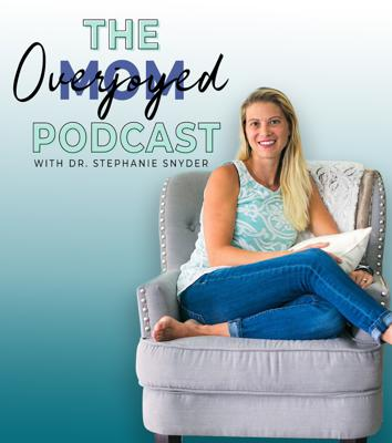 The Overjoyed Mom Podcast