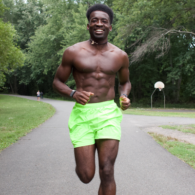 Cover art for 214 – Hellah Sidibe on Running Everyday for 4 Years Straight