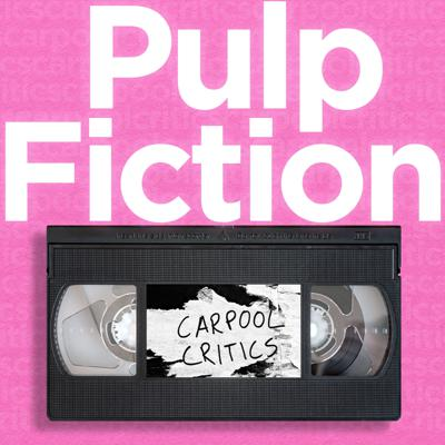 Cover art for Pulp Fiction - Can HE say the N word??