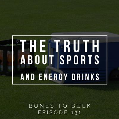 Cover art for The Truth about Sports and Energy Drinks