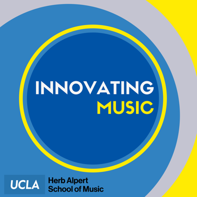 "In this Innovating Music podcast, we talk about disruptive technologies in music.  Hosted by Gigi Johnson and produced by the UCLA Center for Music Innovation at the UCLA Herb Alpert School of Music, we bring together unique voices from inside and outside of the music industry.  As Kevin Kelly has been quoted to say, ""The Future is Already Here -- It's just not evenly distributed.""  Join us here to see where the future may already have landed."