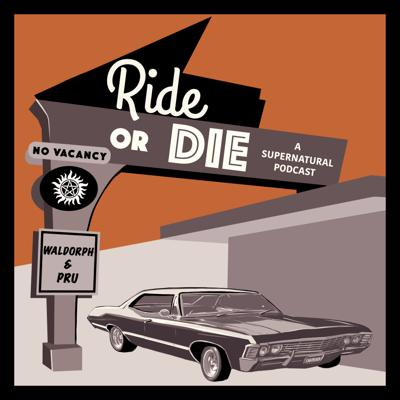 Cover art for Ride or Die - S3E13 - Ghostfacers