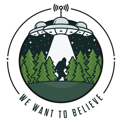 We Want To Believe is a podcast on all things otherworldly...husband and wife duo Jess and Dane cover everything from UFO encounters and alien abductions to paranormal investigations and legendary folklore - delivering weekly episodes that just might make you question your reality