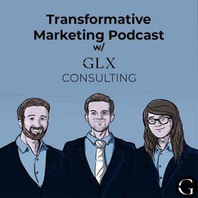 Cover art for Welcome to the Transformative Marketing Podcast