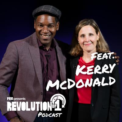 #6 Writer Kerry McDonald on Different Ways of Thinking about Education