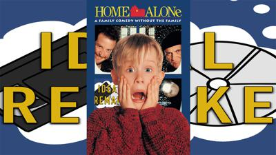 Cover art for Home Alone