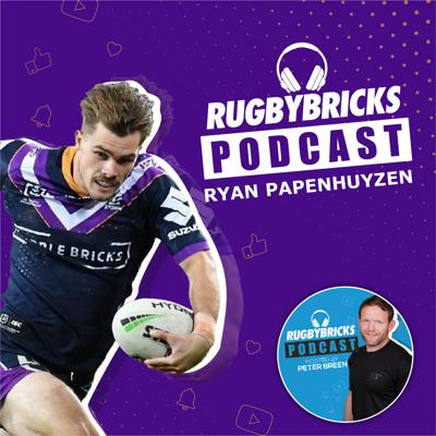 Cover art for #11: Ryan Papenhuyzen | Becoming Rugby Leagues Rising Star & Lessons From Billy Slater