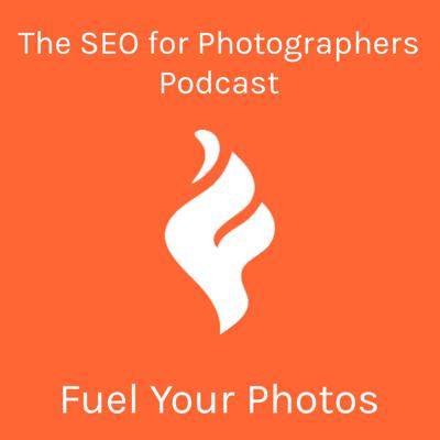 A weekly podcast concentrating on SEO for photographers by Corey Potter and Dylan Howell from Fuel Your Photos. We discuss SEO tactics, organic marketing, and more. Join our group on Facebook to ask questions or be a guest on the show.