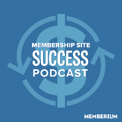 Cover art for Turning Your Skills & Expertise Into a Successful Membership Site With Rachel Miller [Moolah]