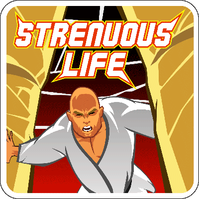 The Strenuous Life Podcast with Stephan Kesting / Grapplearts Radio