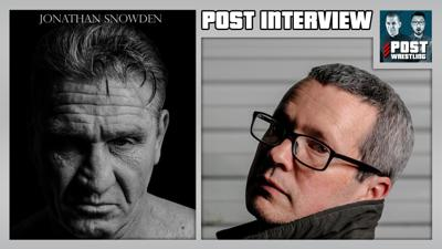 Cover art for POST INTERVIEW: Jonathan Snowden, author of 'Shamrock: The World's Most Dangerous Man'