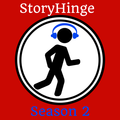 StoryHinge | podcast, stories, personal, growth, self help, happiness, leadership
