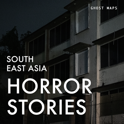 Cover art for Pontianak at Sembawang - GHOST MAPS - True Southeast Asian Horror Stories #1