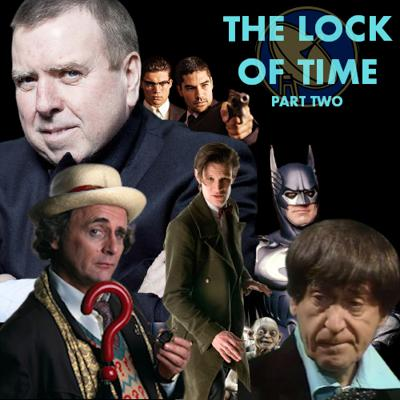 Cover art for Pharos Project 246: The Lock of Time Part Two