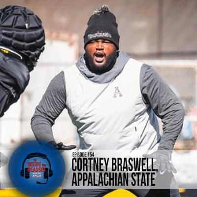 Cover art for Cortney Braswell, Outside Linebackers - Appalachian State