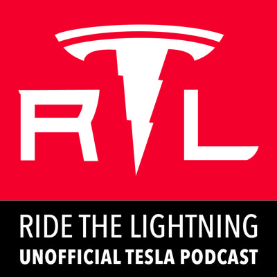 Tesla Motors enthusiasts looking for a show about the latest news and analysis on the all-electric high-performance vehicle company need look no further. Ride the Lightning: Tesla Motors Unofficial Podcast is a weekly show made for Tesla fans and owners by Tesla community veteran Ryan McCaffrey. Each week we'll cover everything happening with the Model 3, Model S, Model X, Gigafactory, and more!