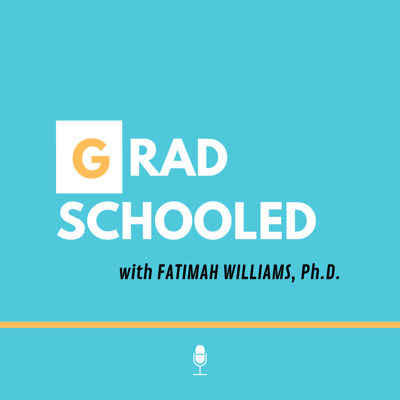 A podcast about making career and life choices based on who you are, not just what you study. At GradSchooled, we believe that you are more than your degree; you define it, it does not define you.  Each episode, we'll discuss getting off the expected career track, dealing with unanticipated changes that affect your career, and making bold choices that help you carve your unique path. Host Fatimah Williams, Ph.D. is Founder of Beyond the Tenure Track, a two-time author, and a global professional development speaker and coach.