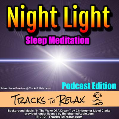 Cover art for Night Light Sleep Meditation
