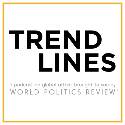 With short, to the point Briefings on the issues dominating global politics today and in-depth Reports on major developments, Trend Lines brings World Politics Review's uncompromising analysis of international affairs to the world of podcasts.