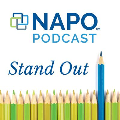 Whether you are just launching a career in professional organizing and productivity or you're a seasoned veteran — The Stand Out Podcast Series from the National Association of Organizing & Productivity Professionals (NAPO) will teach you how to make the most of the Organizing and Productivity Industry. Host Sarah Karakaian interviews business experts and successful professionals in the productivity and organizing world. 732146