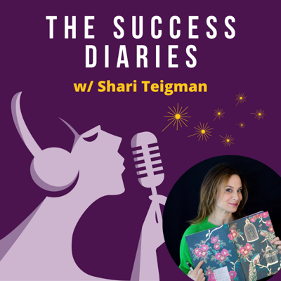 Cover art for Shari Teigman: Creating an Empowered Inner Knowing of Success