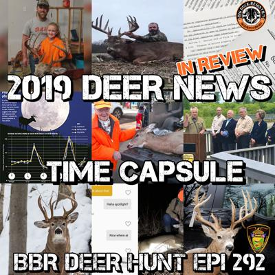 Cover art for 292  The Deer News 2019 Year in Review - A Time Capsule
