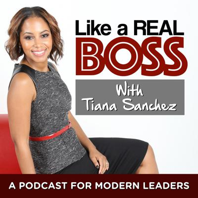 Like a REAL Boss podcast