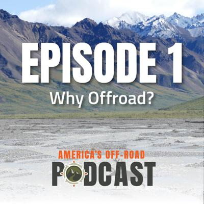 Cover art for Intro to America's Offroad Podcast