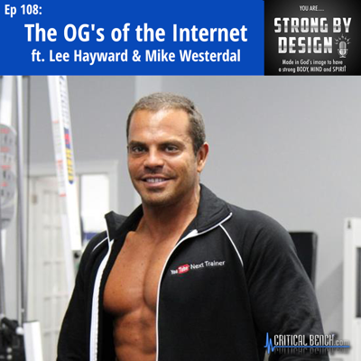 Cover art for Ep 108 The OG's of the Internet ft. Lee Hayward & Mike Westerdal